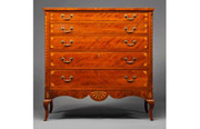 Американский Колониальный стиль.  Early American Furniture. 1_mesdachest_466067