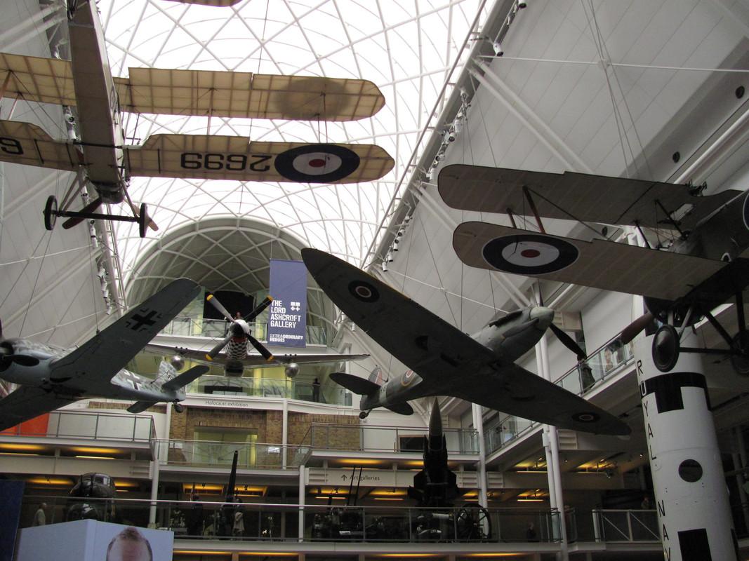 Slike: Imperial War Museum v Londonu (POZOR: VELIKE SLIKE) Razno_5