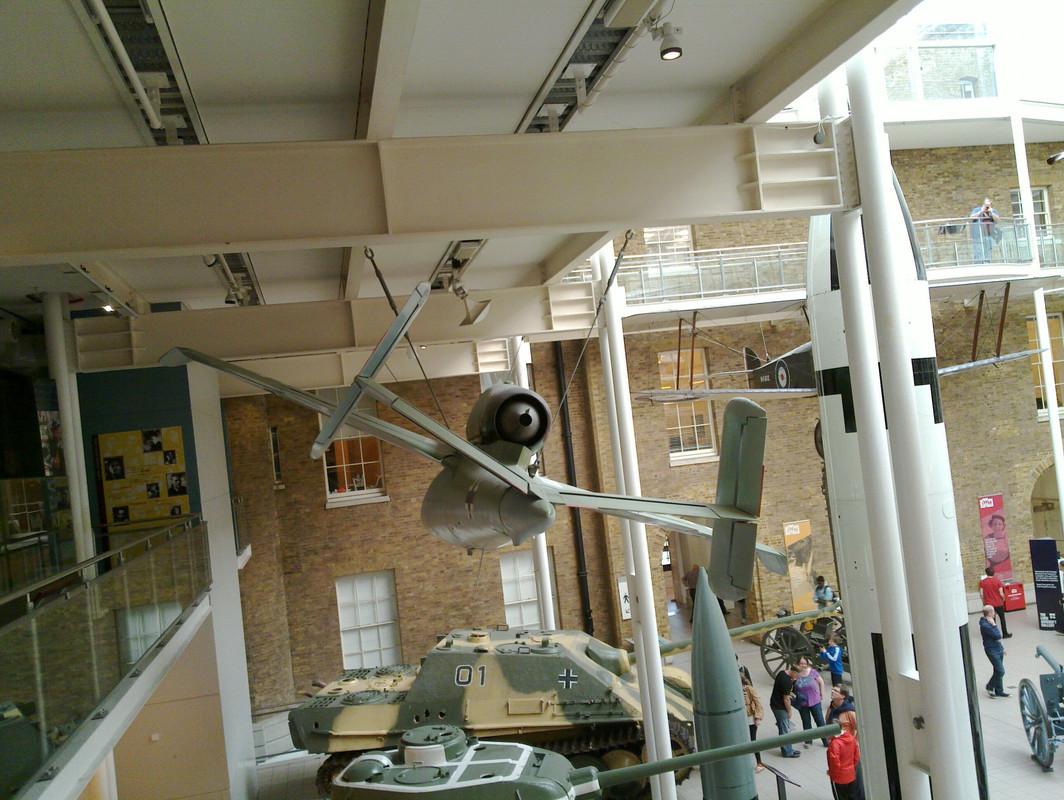 Slike: Imperial War Museum v Londonu (POZOR: VELIKE SLIKE) German_reaktivc_2