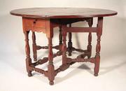 Американский Колониальный стиль.  Early American Furniture. 10708