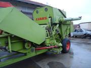 Claas traktorski žitni kombajn DSC05422