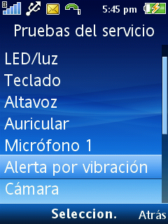 Tutorial para Activar el shake control sensme en Sony Ericsson w595 w580 y w20i zylo by WAPONIC Image