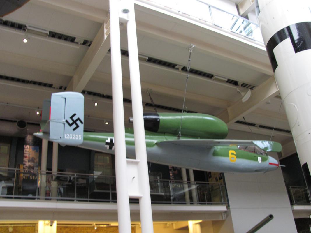 Slike: Imperial War Museum v Londonu (POZOR: VELIKE SLIKE) German_reaktivc_1