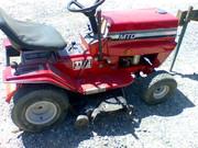 Traktor kosilice MTD Image009