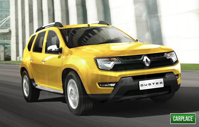 2012 - [Dacia] Duster restylé Novo_renault_duster_2014