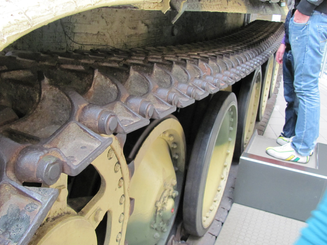 Slike: Imperial War Museum v Londonu (POZOR: VELIKE SLIKE) Jagd_Panther_tank_destroyer_6