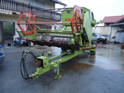Claas traktorski žitni kombajn DSC05421