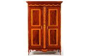 Американский Колониальный стиль.  Early American Furniture. Armoire_466067