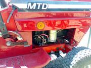 Traktor kosilice MTD Image012