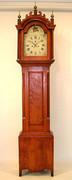 Американский Колониальный стиль.  Early American Furniture. Hall_Clock