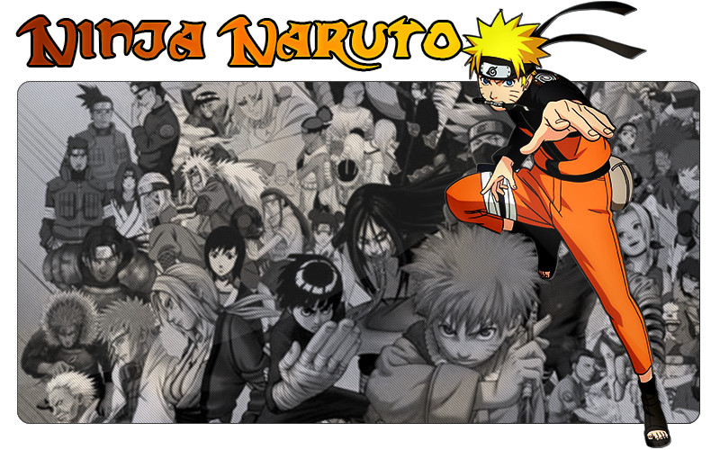 Logo Naruto Grande #1 LOGO_NINJA_NARUTO
