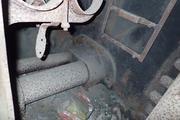 Танк КВ-1 изнутри (№ 9854), Ропша, Ленобласть. P6230296