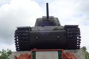 Танк КВ-1 изнутри (№ 9854), Ропша, Ленобласть. P6230361
