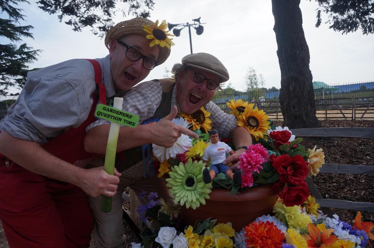 My Mam visiting Hampton Court flower show.  CFF98470-_EB52-4191-_B1_FC-_CE644243_E998