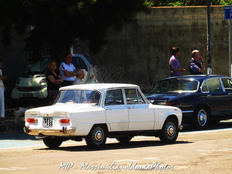 1° Raduno Auto d'Epoca - Gravina e Mascalucia Alfa_Romeo_Giulia_Super_1300_71_CT258651_2