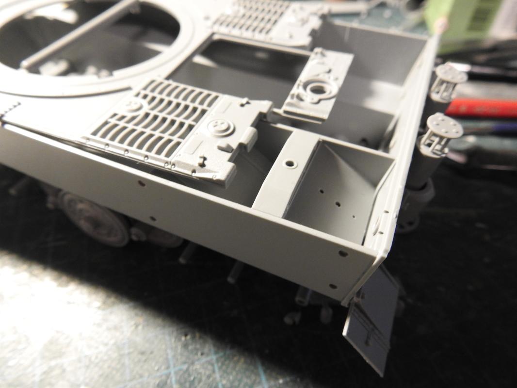 Tiger I, Dragon, 1/35 DSCN4359