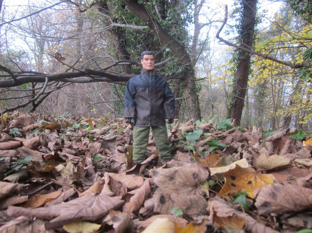 My MAM going on a long autumn walk. IMG_5585