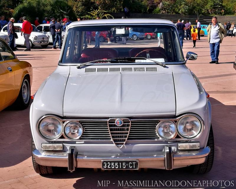 Passeggiata d'Autunno, Pedara (CT) Alfa_Romeo_Giulia_Super_1.3_73_CT325515_1