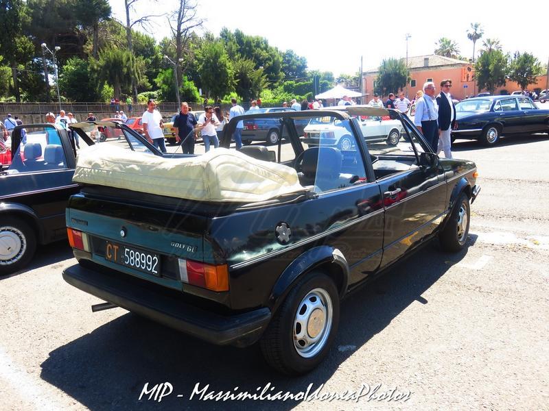 1° Raduno Auto d'Epoca - Gravina e Mascalucia Volkswagen_Golf_Cabriolet_GL_1.1_82_CT588992_9