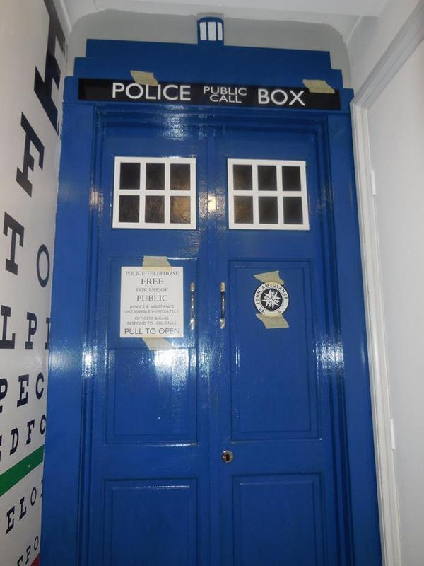 Dr who doors IMG_4756