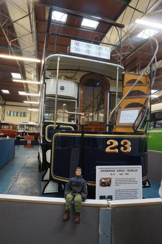MAM visiting The Scottish Vintage Bus Museum. 5038080_D-7643-49_AD-8_A04-7_DC9_B6_DA6_E9_E