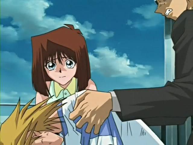 [ Hết ] Phần 4: Hình anime Atemu (Yami Yugi) & Anzu (Tea) trong YugiOh  2_A61_P_25