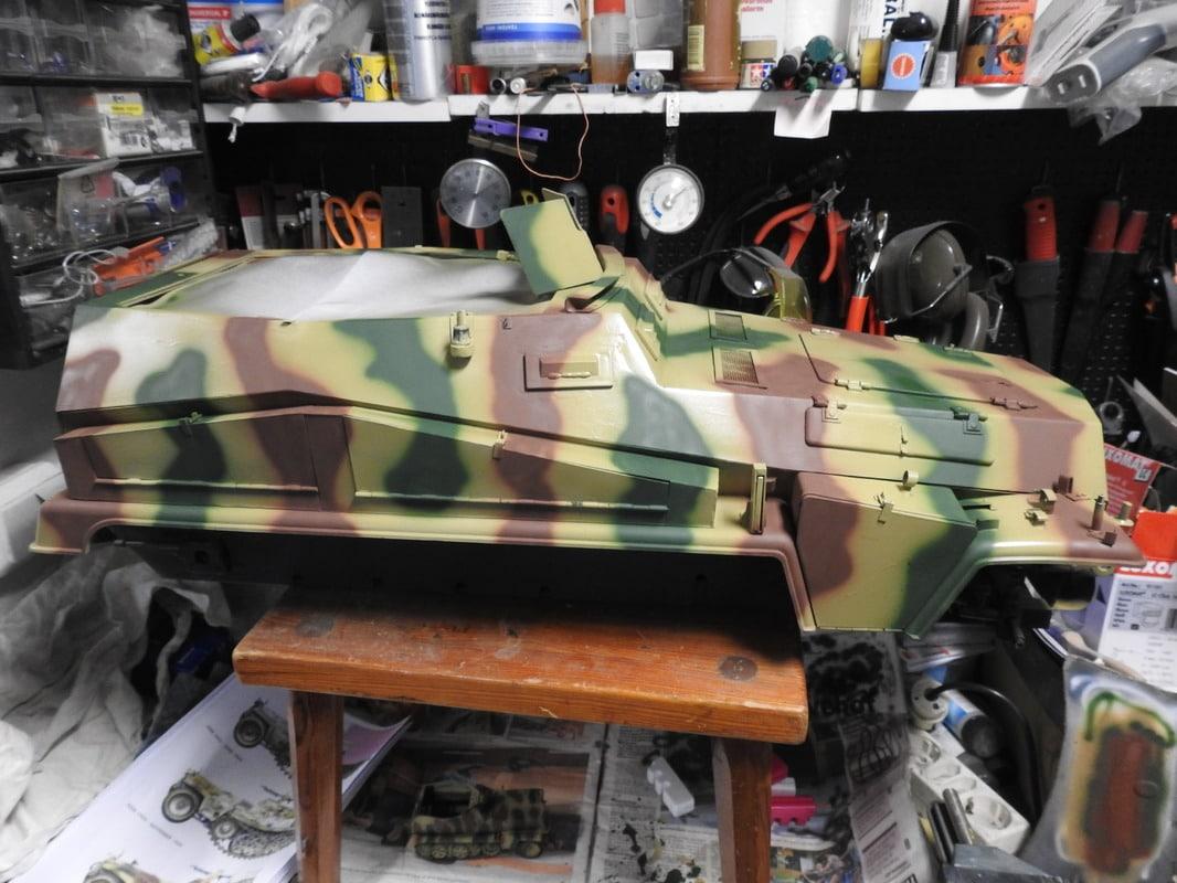 SdKfz 250 Armor Hobbies 1/6 - Sida 16 DSCN2926