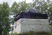 Танк КВ-1 изнутри (№ 9854), Ропша, Ленобласть. P6230368
