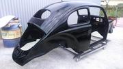 Restauro do VW 1200 de 1954 2016_06_03_11_12_19