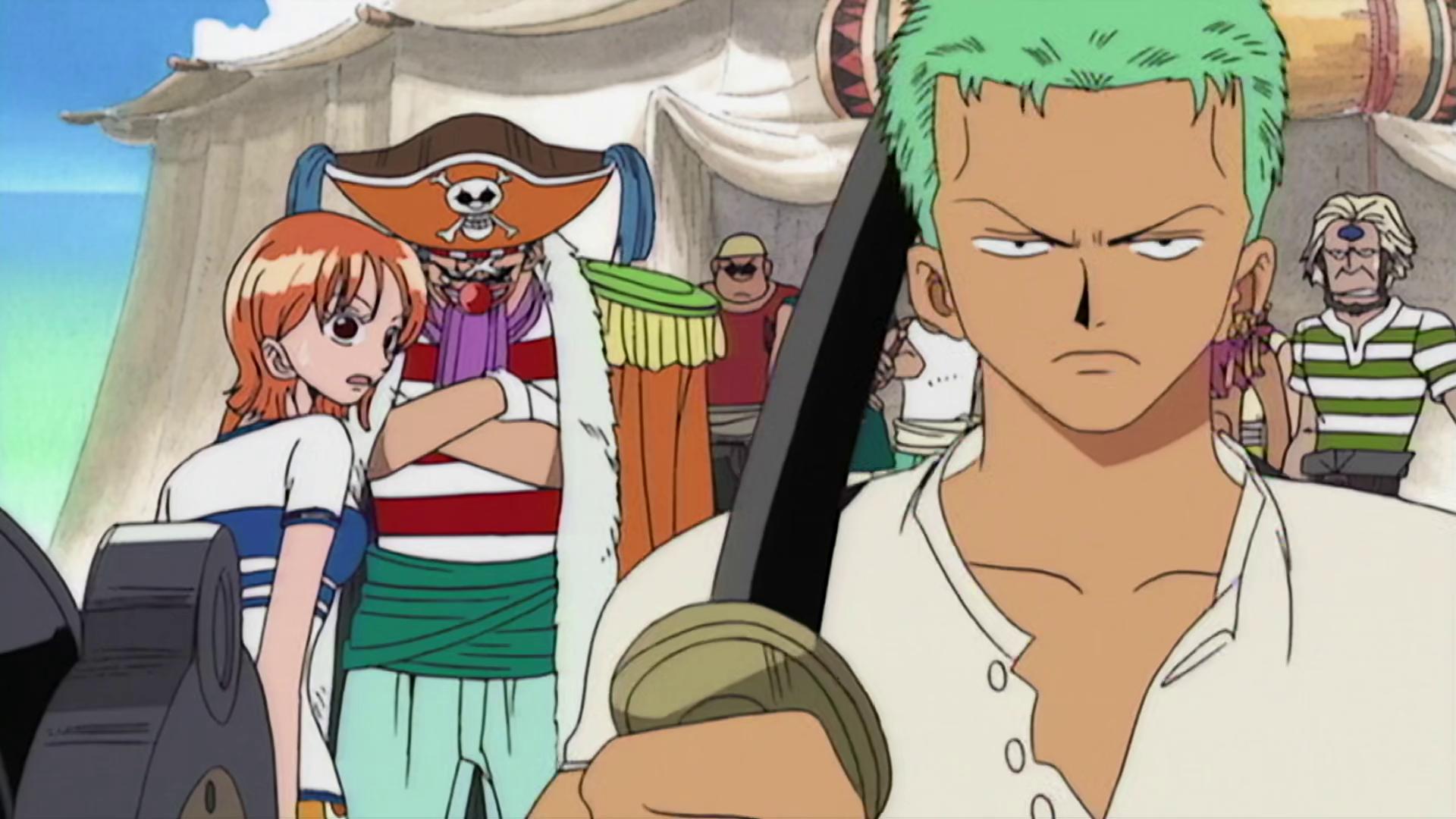 One Piece   Cast/Ing/Jap+Sub   05/263  MKV-1080p   x265 One_Piece_05_4