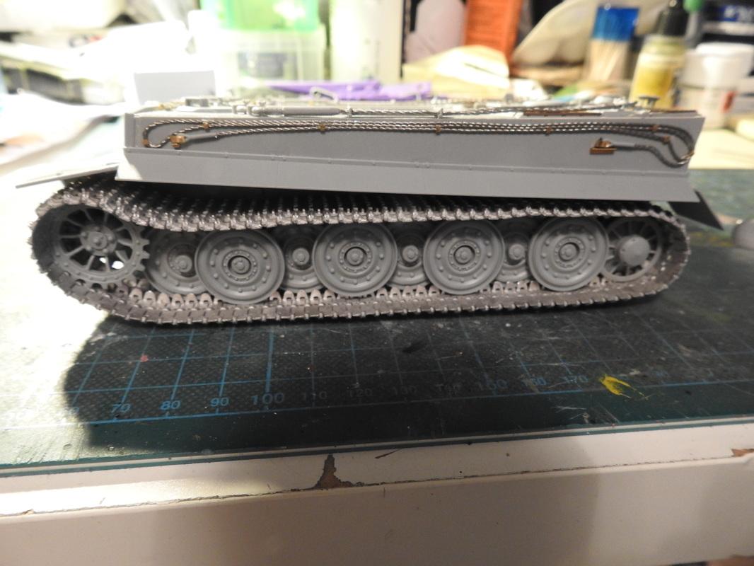 Tiger I, Dragon, 1/35 - Sida 3 DSCN4728