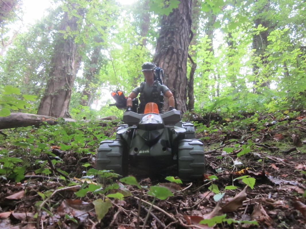 Action Man Quad Assault Woodland Random Photos. IMG_4333