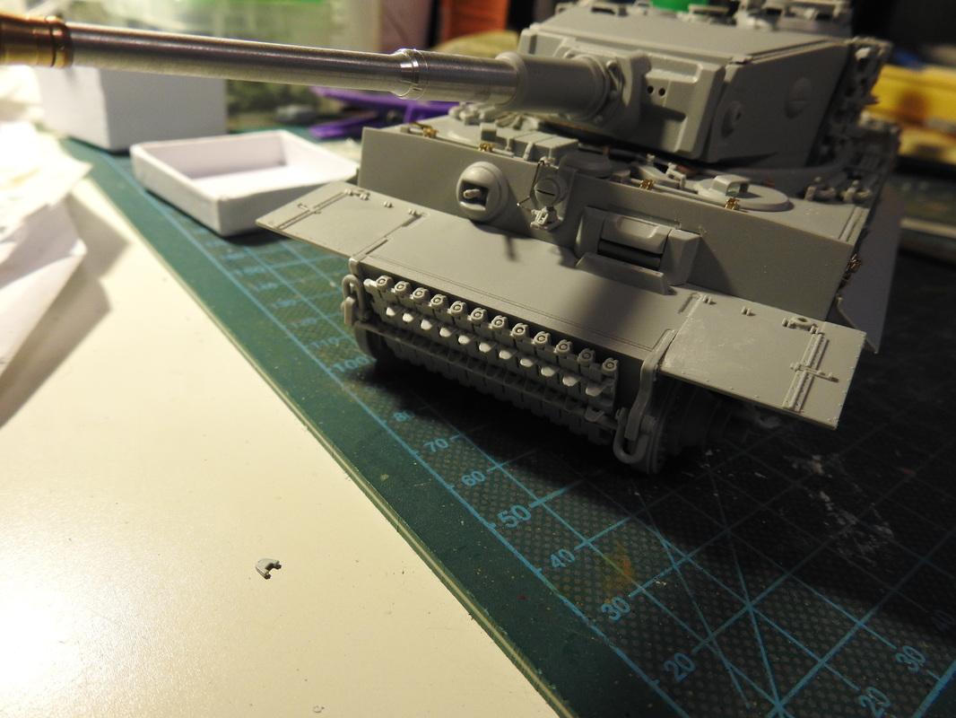 Tiger I, Dragon, 1/35 - Sida 3 DSCN4721