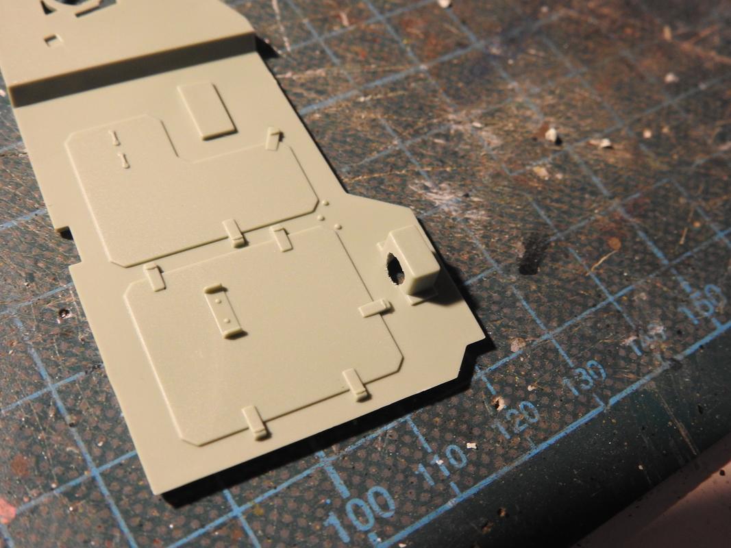 M3A3 Bradley TUSK III- Meng 1/35 - Sida 2 DSCN6026