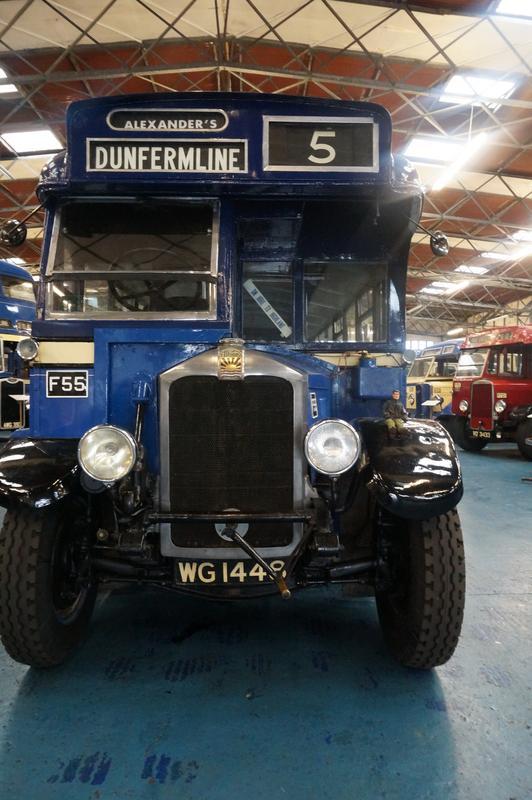 MAM visiting The Scottish Vintage Bus Museum. 4100888_B-6458-435_E-9_E19-98_D3_A3_BED024