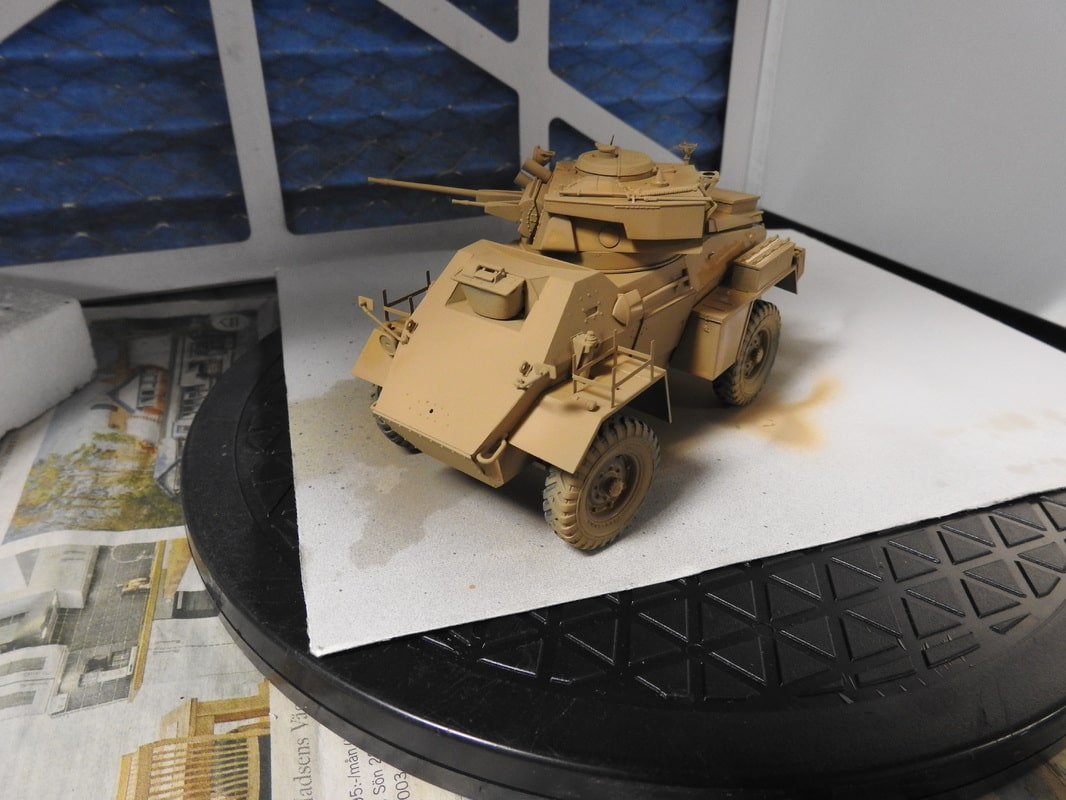 Humber Mark II, Bronco 1/35 - Sida 8 DSCN3346