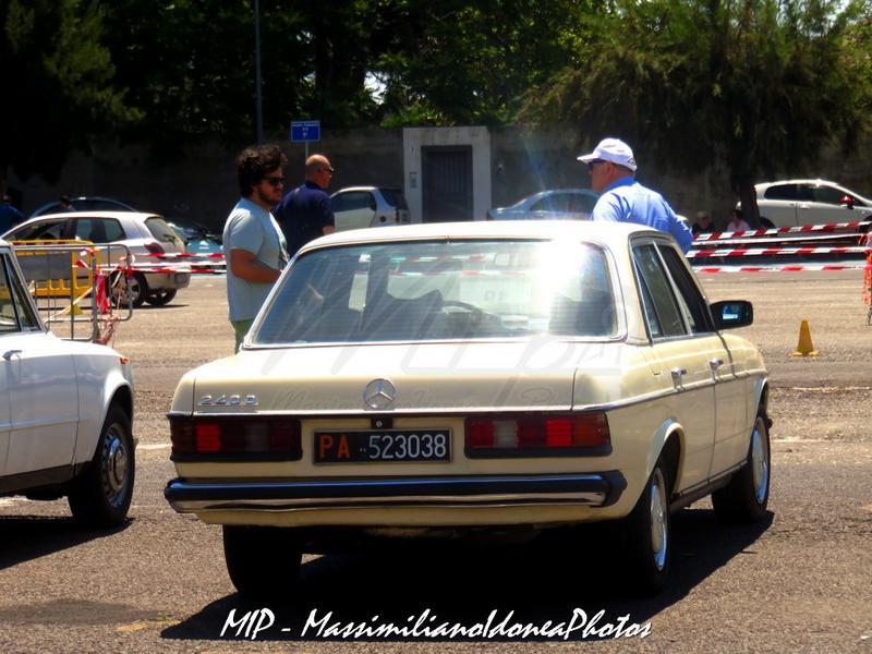 1° Raduno Auto d'Epoca - Gravina e Mascalucia Mercedes_W123_240_D_2.4_71cv_79_PA523038_397.0