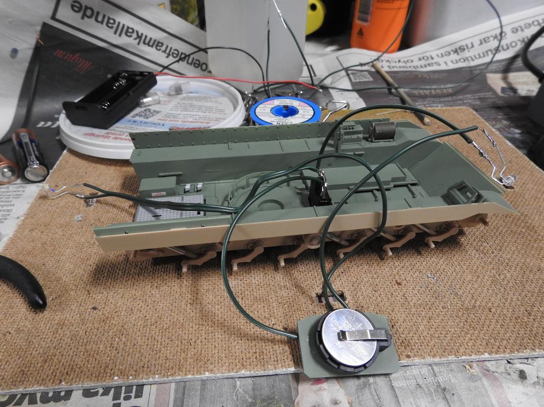 M3A3 Bradley TUSK III- Meng 1/35 - Sida 2 DSCN6066
