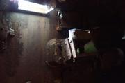 Танк КВ-1 изнутри (№ 9854), Ропша, Ленобласть. P6230196