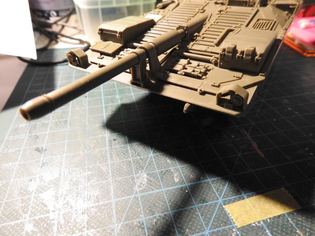 Strv 103C, Trumpeter 1/35 - Sida 2 DSCN1735