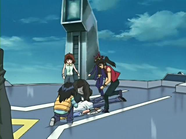 [ Hết ] Phần 4: Hình anime Atemu (Yami Yugi) & Anzu (Tea) trong YugiOh  2_A61_P_19