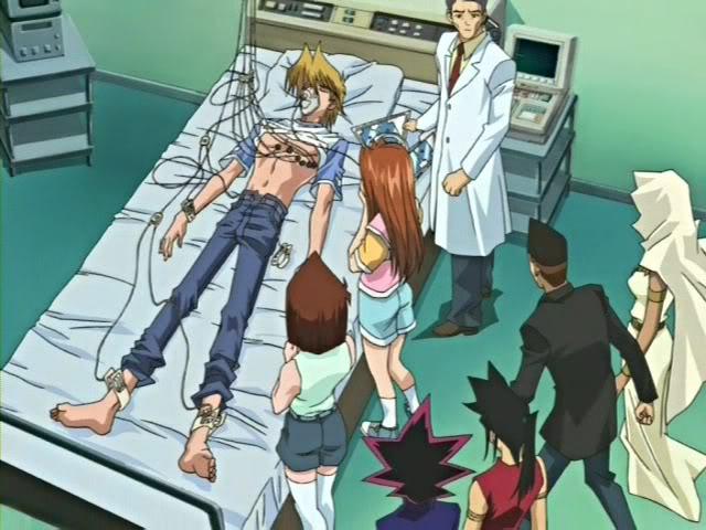 [ Hết ] Phần 4: Hình anime Atemu (Yami Yugi) & Anzu (Tea) trong YugiOh  2_A61_P_35