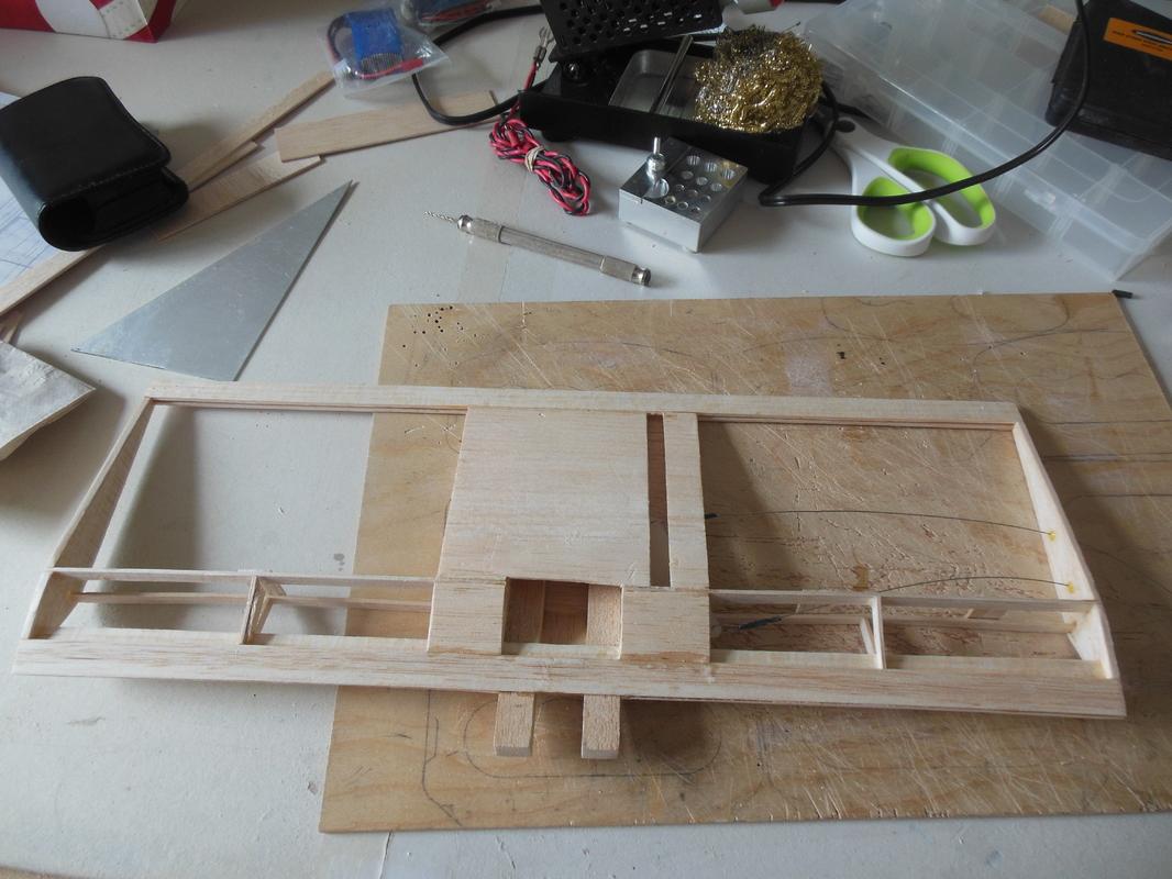 Building an XA-8 DSCN5161
