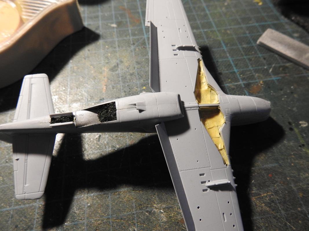 North American F-51D Mustang, Airfix, 1/72 - Sida 2 DSCN5761