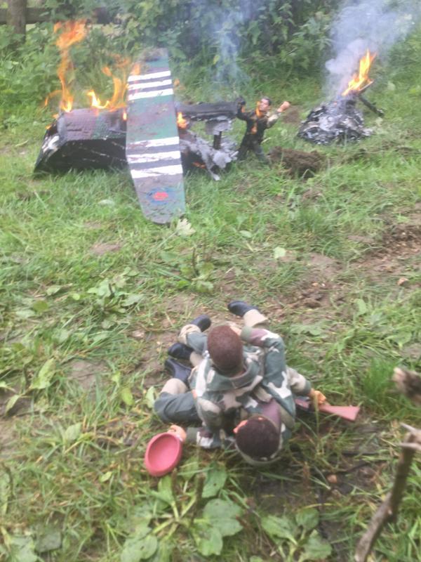 Crash landing..!!!   Operation market garden. Episode 1 IMG_5815