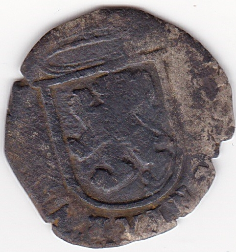 Cuartillo de Felipe II de Valladolid. Es33a