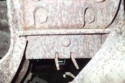 Танк КВ-1 изнутри (№ 9854), Ропша, Ленобласть. P6230186