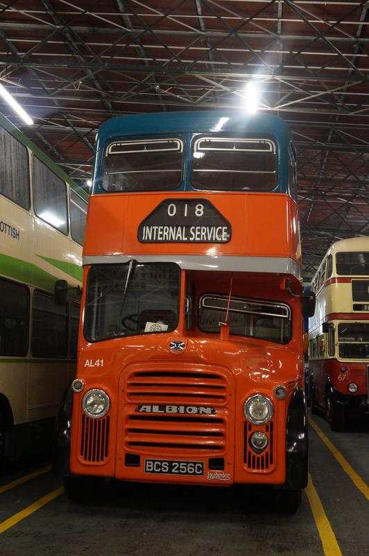 MAM visiting The Scottish Vintage Bus Museum. 18_F6_FF8_A-306_F-42_F1-_AA24-_C4_AA9681814_C