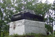 Танк КВ-1 изнутри (№ 9854), Ропша, Ленобласть. P6230370