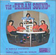 VIS Ekran sound 1972 - Se sobrale svatovite Zadnja